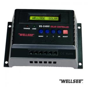 WELLSEE solar charge controller WS-C4860 50A 48V