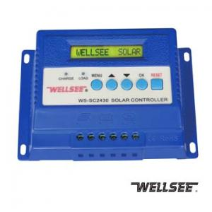 Wellsee WS-SC2430 30A three -stage solar charge and discharge controller