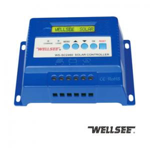 Wellsee WS-SC2460 60A three -stage solar charge and discharge controller